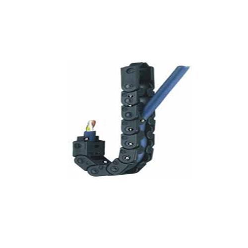Cable carriers with Integrated strain relief E-08 Series - www.MyAutomation.Store