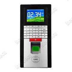 Fingerprint Time Attendance With Access Control - www.MyAutomation.Store