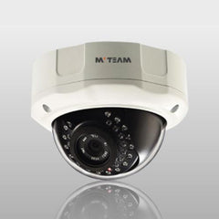 Veri-focal 2.8-12mm lens 4MP IP Dome camera