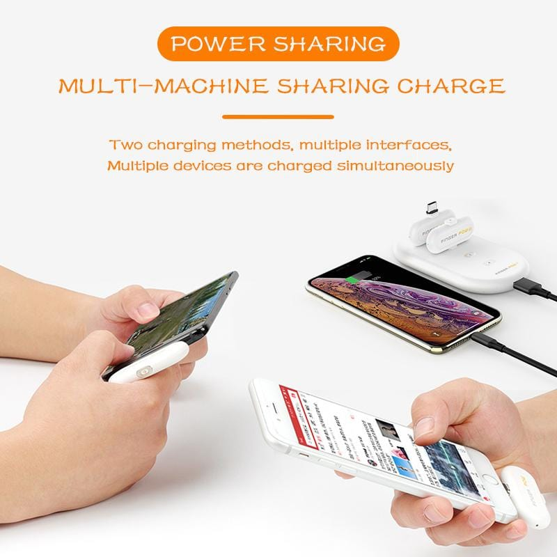 Portable Magnetic Charging Station