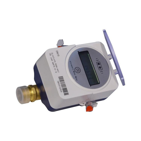 Tank Level Remotely Ultrasonic Reading Monitoring Smart Water Meter