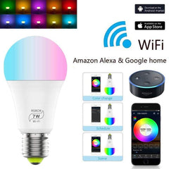 Wireless Smart WiFi Light Bulb
