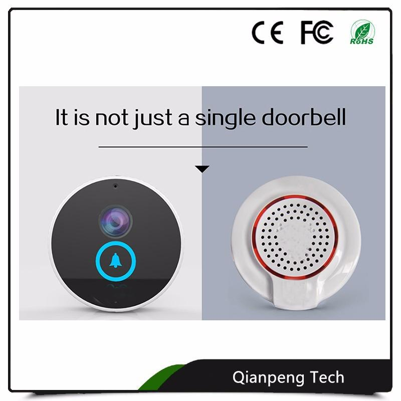 WiFi smart video doorbell