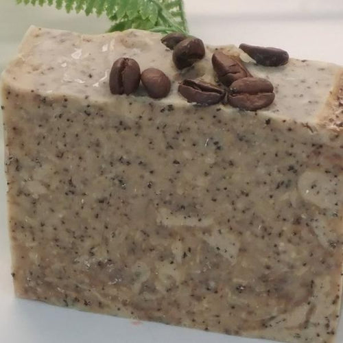 Chef's Coffee Soap