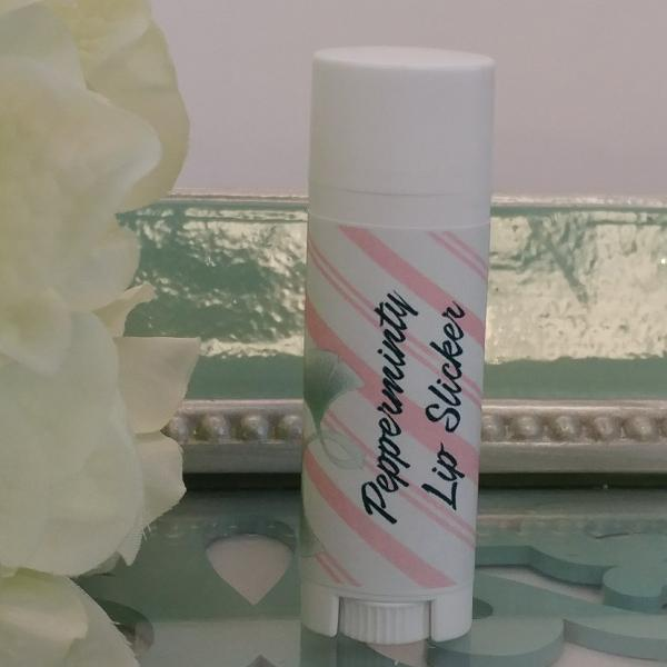 Peppermint Lipslicker
