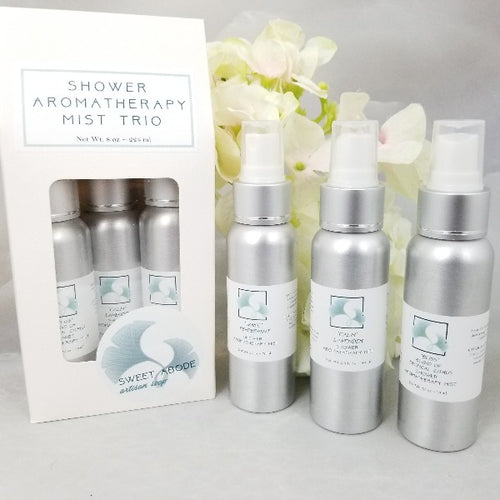 Aromatherapy Shower Mist Gift Set