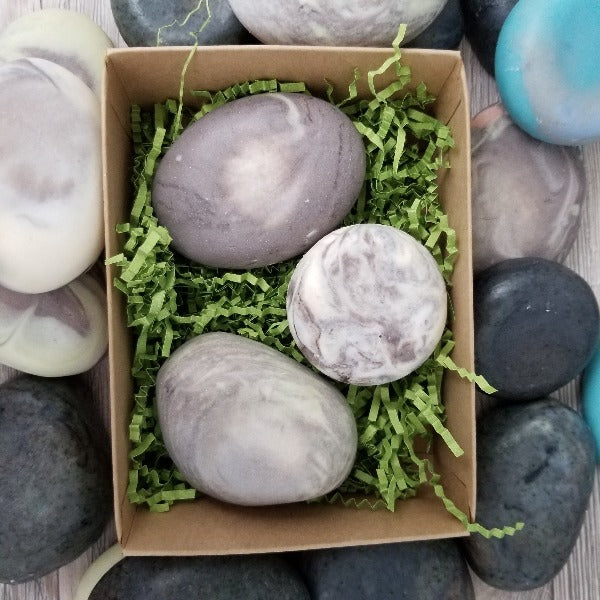 River Rock Soap in Gift Box