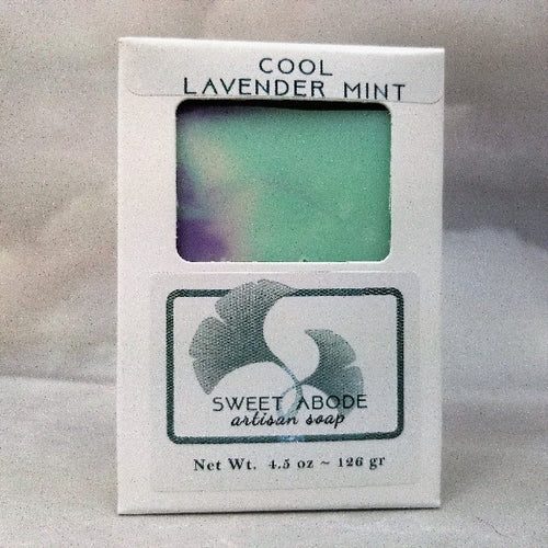 Cool Lavender Mint Soap