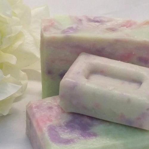 Hyacinth & Bamboo Facial Soap