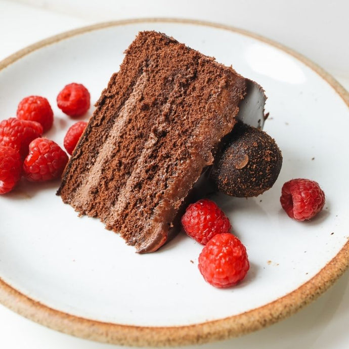 The Best Almond Flour Chocolate Cake