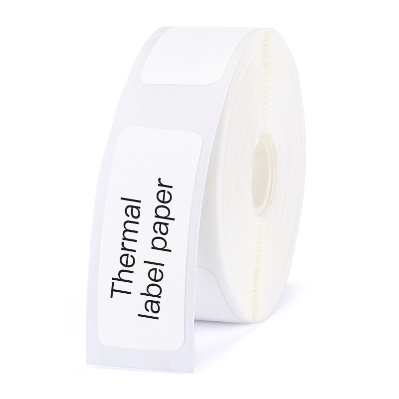 NIIMBOT- D11 - THERMAL LABELS - 12X30MM - 210 LABELS PER ROLL