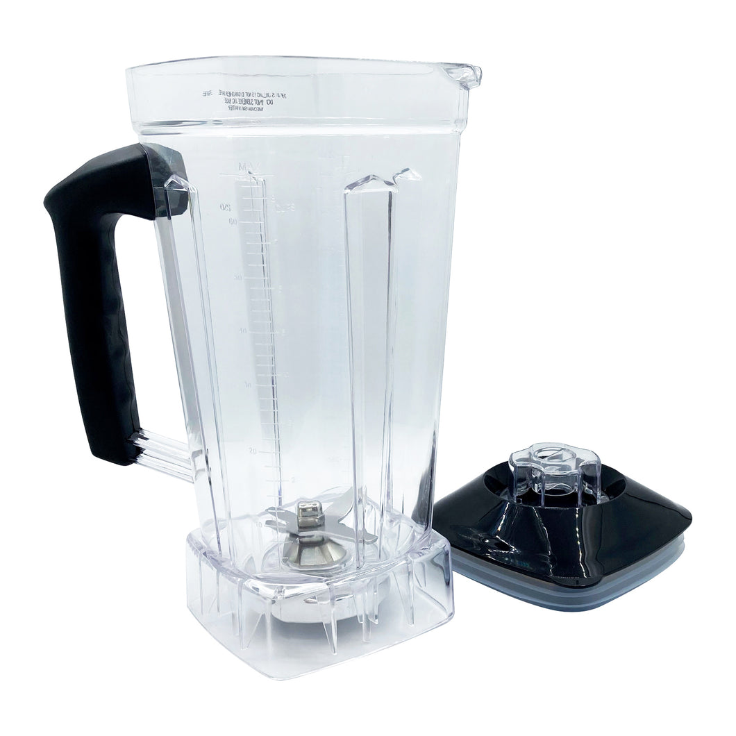 D&A HEALTH - ULTIMATE TURBO BLENDER - 2,000ML JUG REPLACEMENT