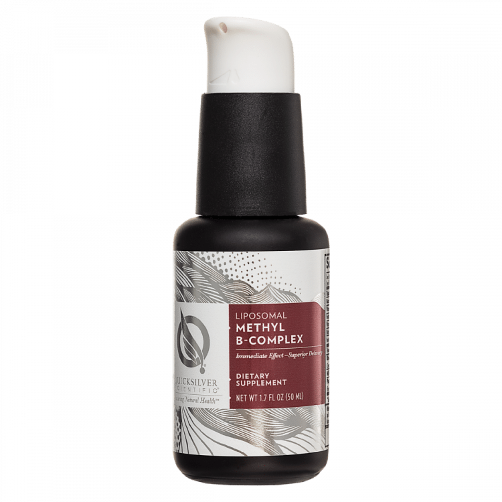 QUICKSILVER SCIENTIFIC - LIPOSOMAL B-COMPLEX (50ML)