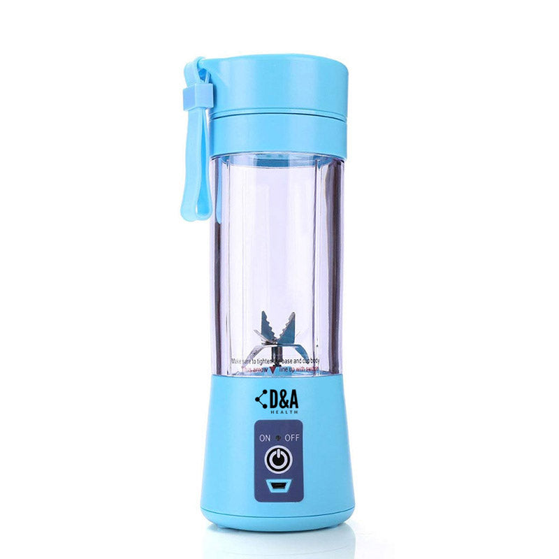 D&A HEALTH - GO BLEND PORTABLE USB CHARGE BLENDER