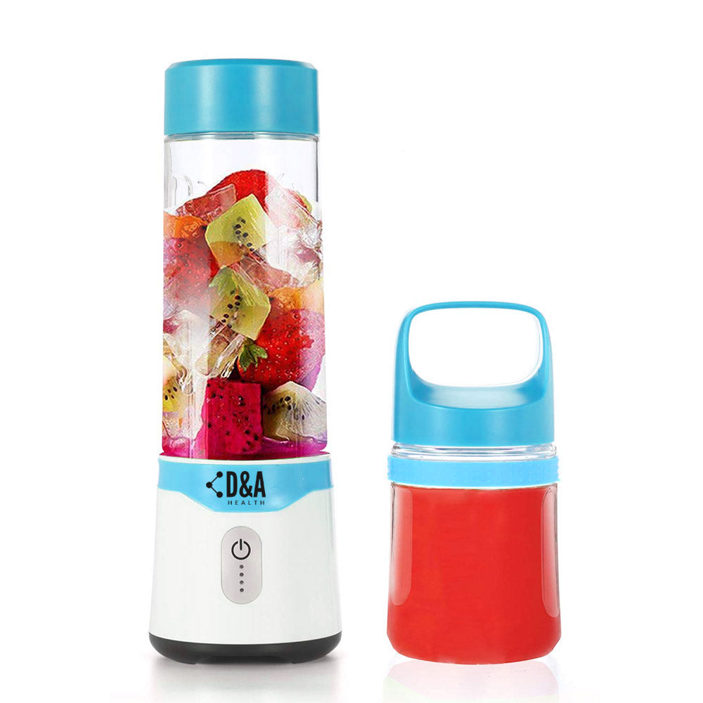 D&A HEALTH - GO BLEND MAX PORTABLE USB CHARGE BLENDER