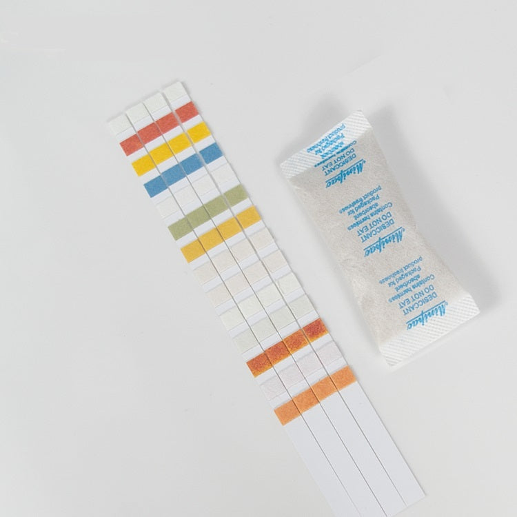 VANSFUL - 14 IN 1 FULL PANEL STRIPS FOR WATER QUALITY TESTING