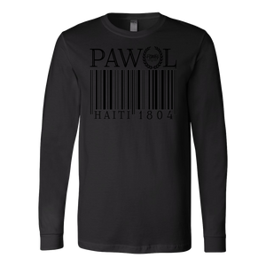 BARCODE LONG SLEEVE