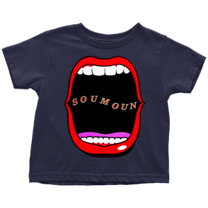SOUMOUN TODDLER T-SHIRT