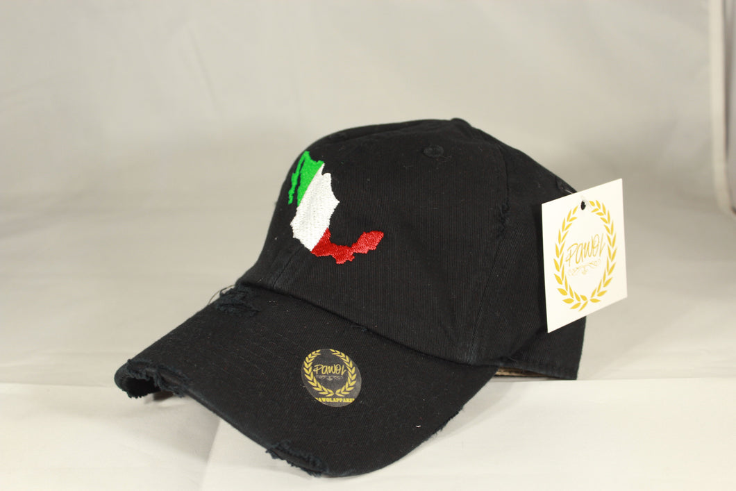 MEXICO MAP HAT
