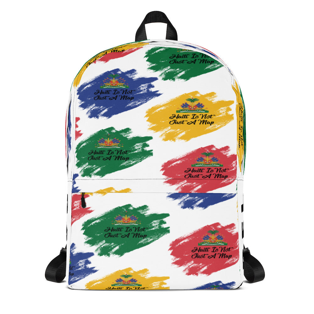Painting Haiti Backpack