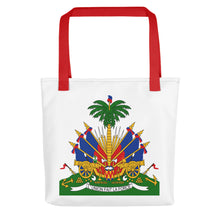 Haiti Coats Of Arms Tote bag