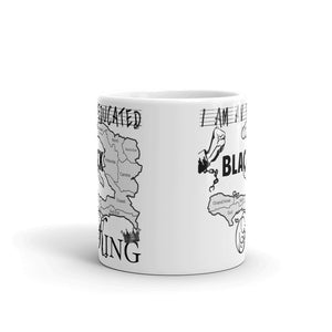 Educated Black King Mug