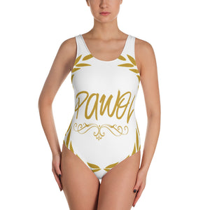 Pawol One-Piece Swimsuit