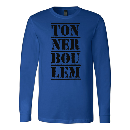 TONNER BOULEM LONG SLEEVE