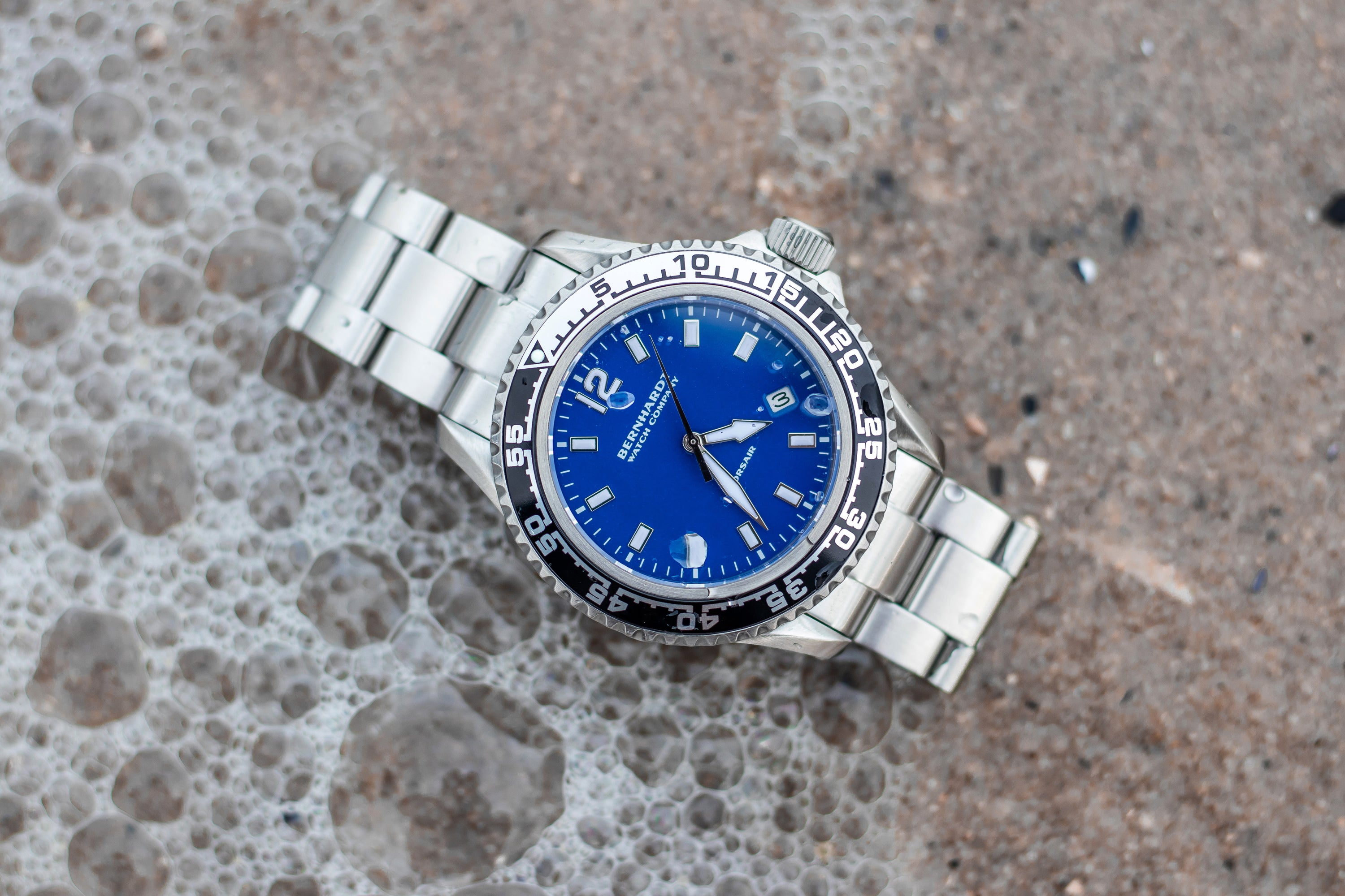 DIVE & NAUTICAL WATCHES