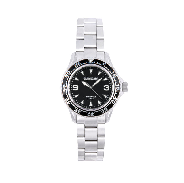 Binnacle Diver - Black