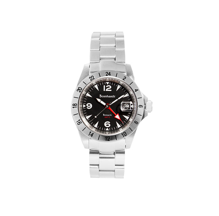 Binnacle GMT II - Black