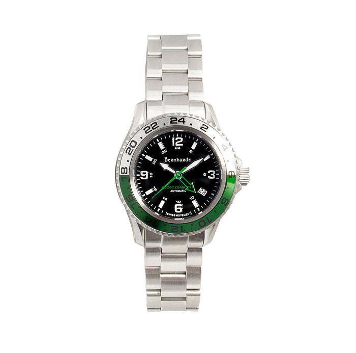 Globemaster II - Black/Green