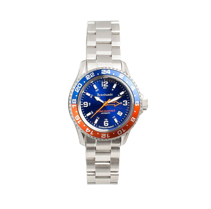 Globemaster II - Blue/Orange