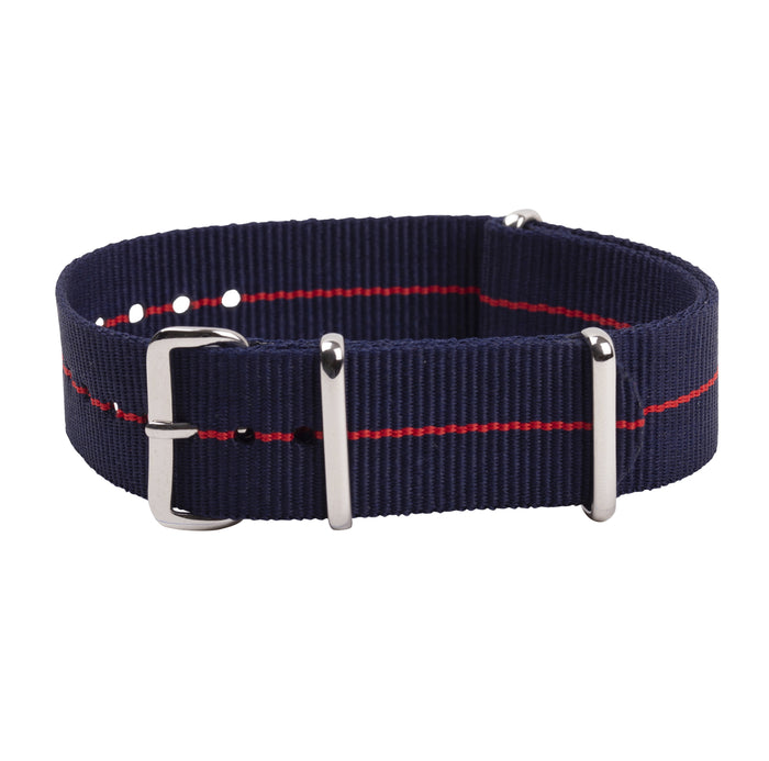 marine nationale commando nato strap