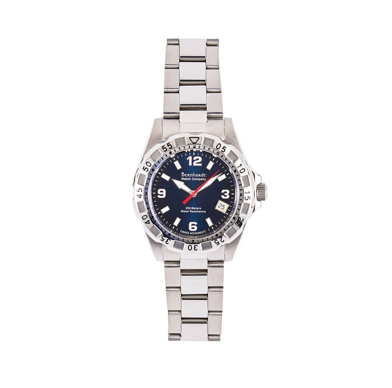 Women's Diver - Blue/Steel