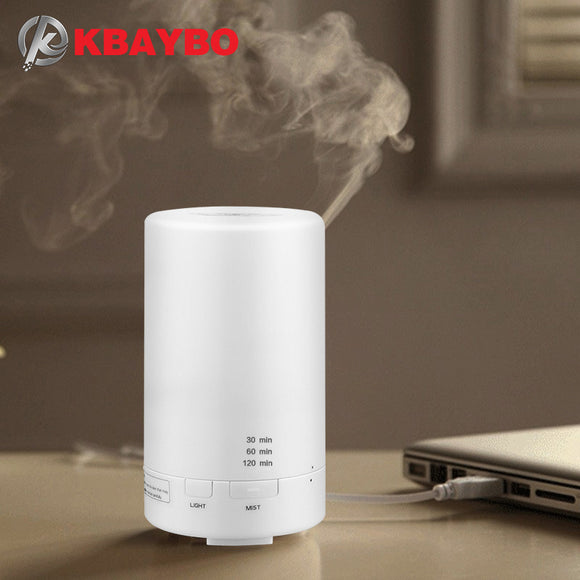 KBAYBO Diffuser USB air aroma Humidifier Essential Oil