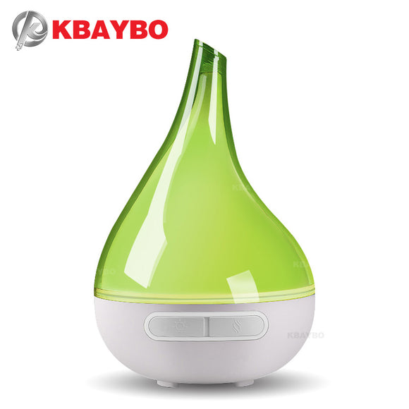 200ml Aroma Essential Oil Diffuser Ultrasonic Air Humidifier