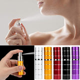 10ml Perfume Bottle Mini Portable Travel Refillable Perfume Atomizer Bottle