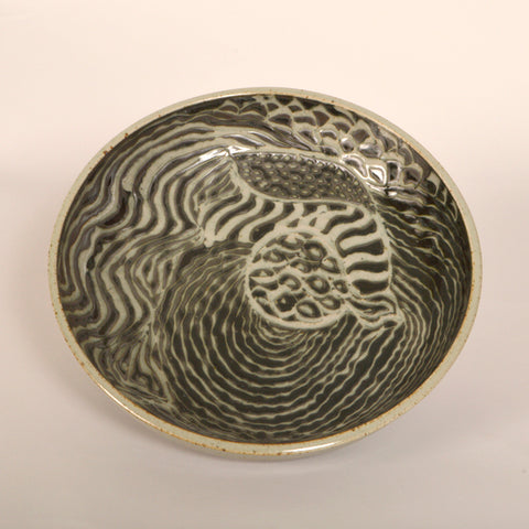 Carved Plate #3