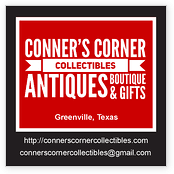 Conner's Corner Collectibles, Antiques, Boutique & Gifts