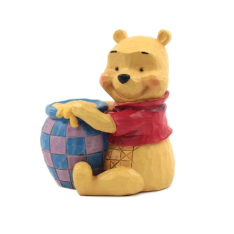 Jim Shore Disney Pooh with His Honey Pot