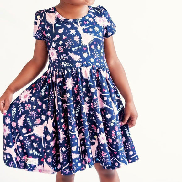 Ballerina Twirly Dress