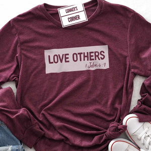 Love Others T-shirt