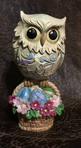 Jim Shore Easter Owl