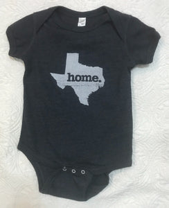 Texas Home Infant Play Suit Onesie