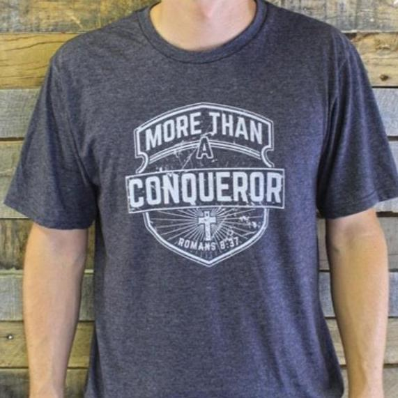 More Than a Congueror T-shirt