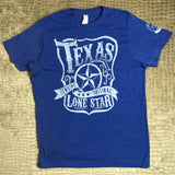 Kid's Texas Lone Star Unisex T-shirt
