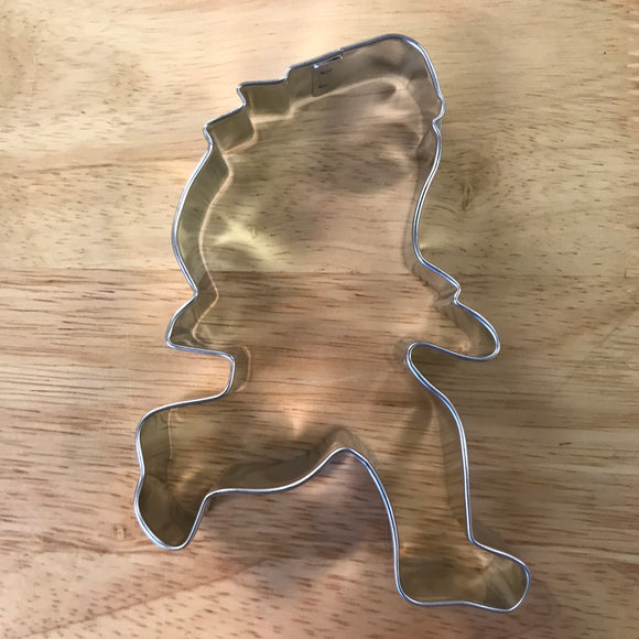 bigfoot Sasquatch cookie cutter