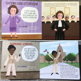 "Kid's Book: Little Heroes ""Courageous People from Texas Who Changed the World"""