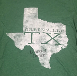 Greenville Texas t-shirt